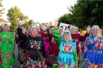 Ансамбль «Ляйсан» принял участие в межрегиональном конкурсе
