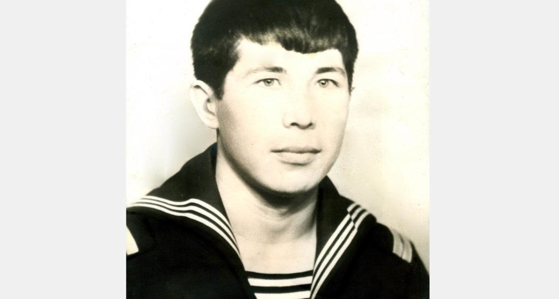 А. Галлямов из д. Ситцева Нязепетровского района