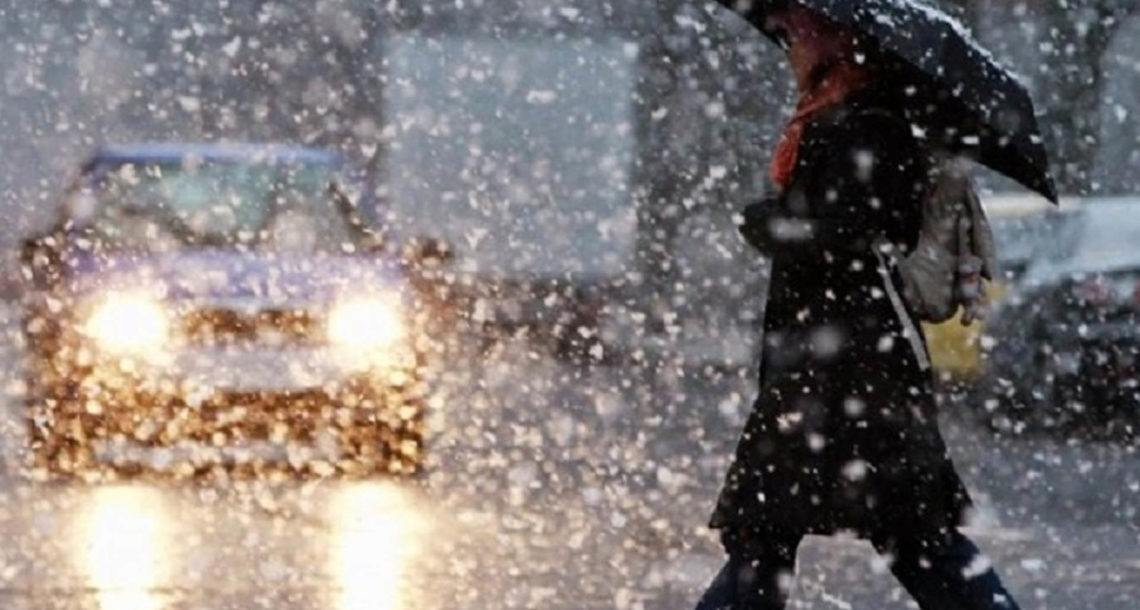 Снег с дождем ожидается в Нязепетровске