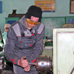 Конкурс профмастерства в филиале КПГТ в Нязепетровске