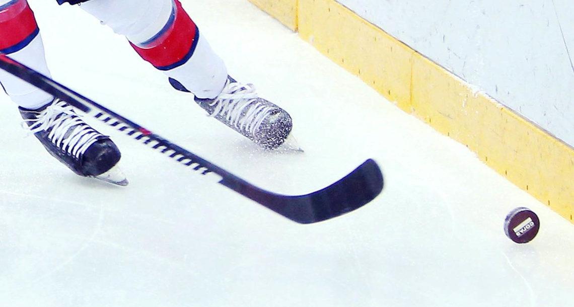 Хоккеисты Нязепетровского района