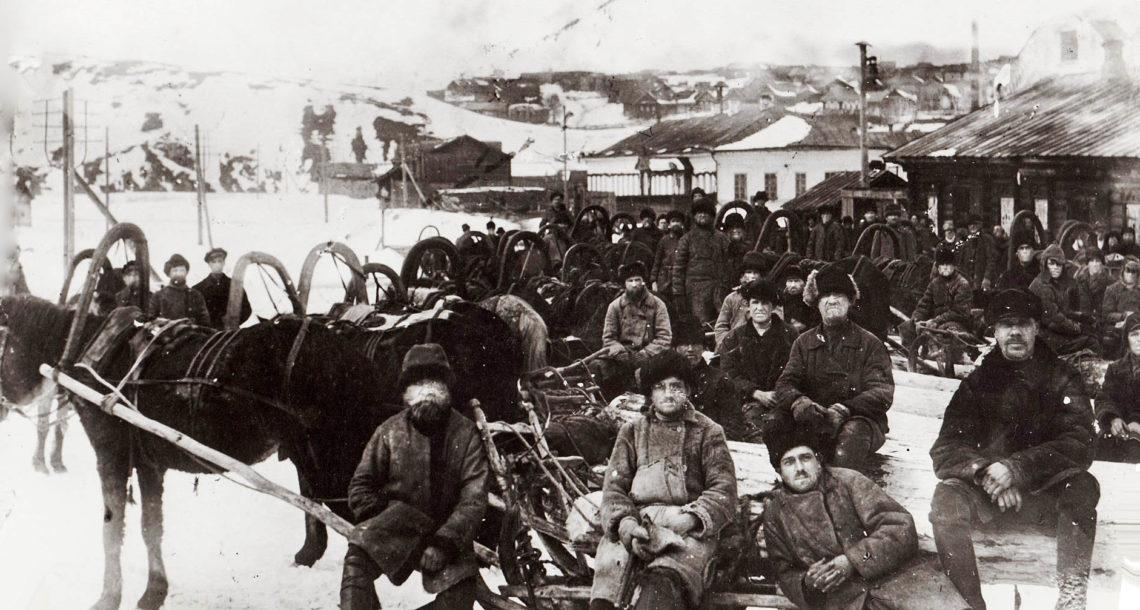 Воскресник в Нязепетровском районе, 1929 год