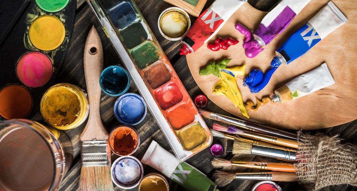 Конкурс для юных художников из Нязепетровска
