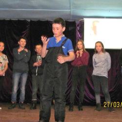 Ребята из Нязепетровского района раскрыли актерские способности