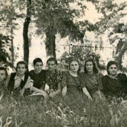 Раритетное фото с Ю. Гагариным