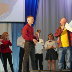Фестиваль КВН среди команд Нязепетровского района