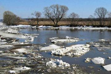 В Нязепетровском районе не ждут большой воды