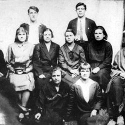Нязепетровский район в 1930-н годы