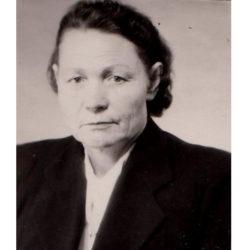 М. М. Рачкова, начальник госпиталя в Нязепетровске
