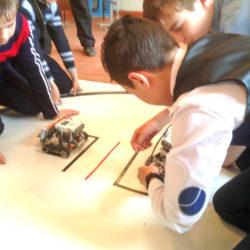 Битва роботов в Нязепетровске