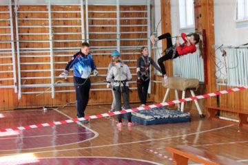 Соревнования по туризму в Нязепетровске