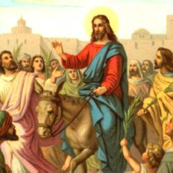 Вербное воскресенье в Нязепетровске