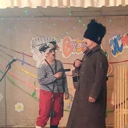 Артисты из д. Ташкинова Нязепетровского района