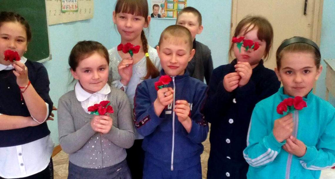 В д. Бехтерева Нязепетровского района готовятся к майским праздникам