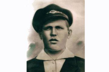 С.К. Киселев, фронтовик из Нязепетровска