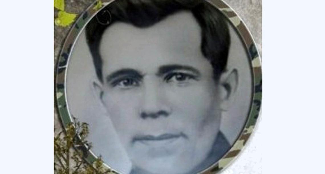 Н.Н. Кудрявцев из д. Ташкинова Нязепетровского района