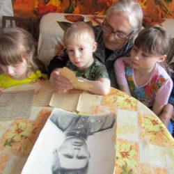 Письма с фронта хранят в семье нязепетровцев Горшениных