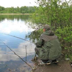 Рыбалка на Нязепетровском водохранилище