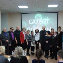 Дуэт Лютиковых из с. Шемаха Нязепетровского района