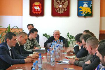 Круглый стол под руководством В.И. Бархатова