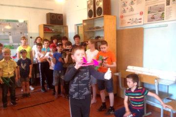 Соревнования по авиамодельному спорту в Нязепетровске