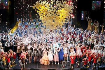 Студия танца «Светлое настоящее» из Нязепетровска