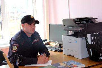 В Нязепетровске открылся опорный пункт полиции