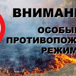 Особый противопожарный режим в Нязепетровском районе