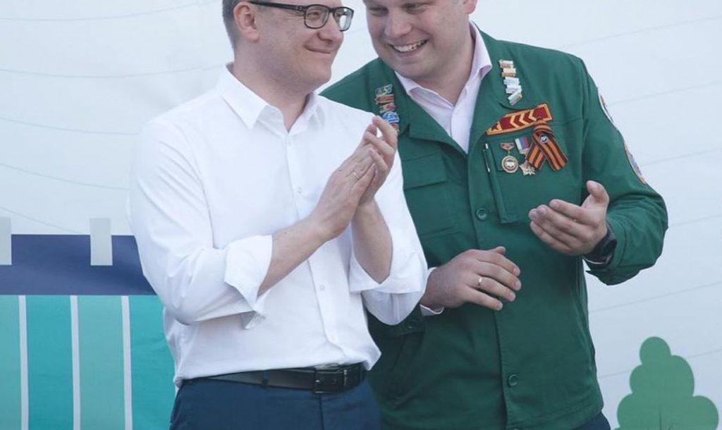 А. Текслер и Ю. Болдырев