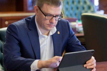 А. Текслер теперь и ВКонтакте