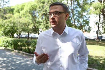 А. Текслер прокоменировал строительство Томинского ГОКа