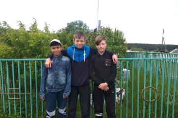 Пожар в Арасланова предотвратили подростки
