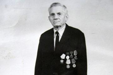 С.Д. Батраков, начальник конторы связи в Нязепетровске