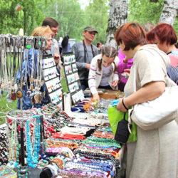 В день города в Нязепетровске раскинется «Аллея мастеров»