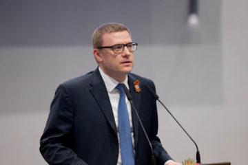 Глава Челябинской области А.Л. Текслер