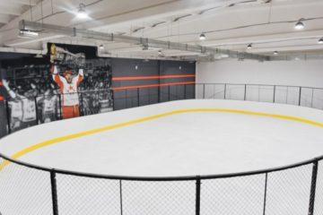 Новый хоккейный центр откроется в Челябинске