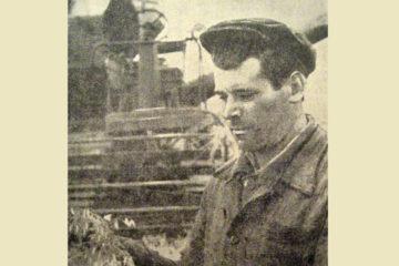 А. Кудрявцев из Нязепетровского района, кавалер ордена Ленина