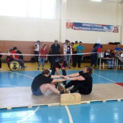 Спортсмены из Нязепетровского района