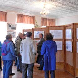 В МВЦ открылась выставка в юбилею Нязепетровского района