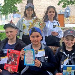 Школьники из Нязепетровска