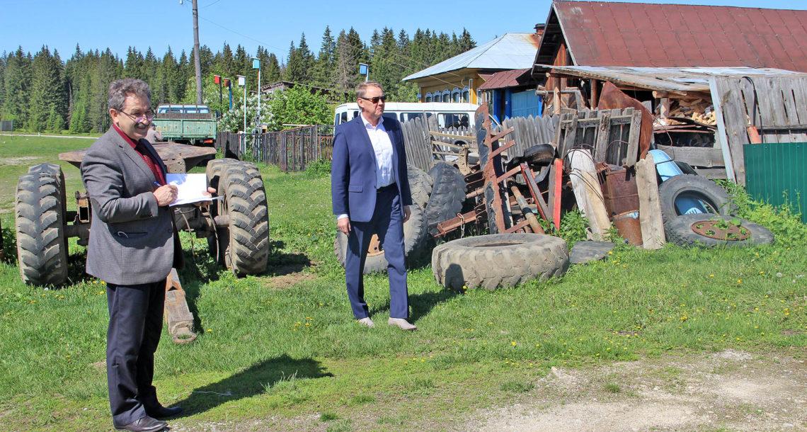 Жители Нязепетровска часто нарушают правила благоустройства