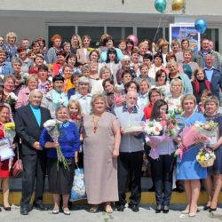 Профессиональный праздник соцработников в Нязепетровске