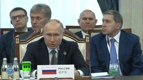 А. Текслер на саммите в Бишкеке