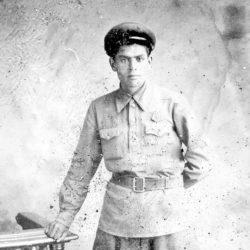 М. Х. Низамутдинов, фронтовик из Нязепетровского района