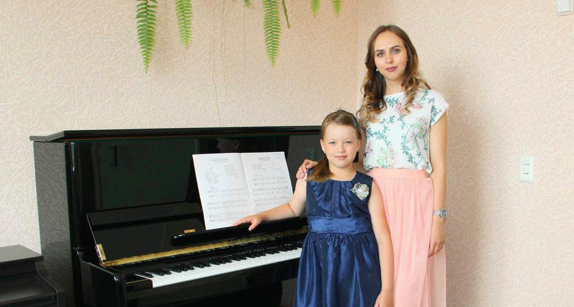 «Президентское» пианино ждет начала нового учебного года