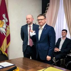 А. Текслер - кандидат в губернаторы Челябинской области