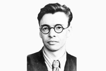 Первый редактор районной газеты «Заря»