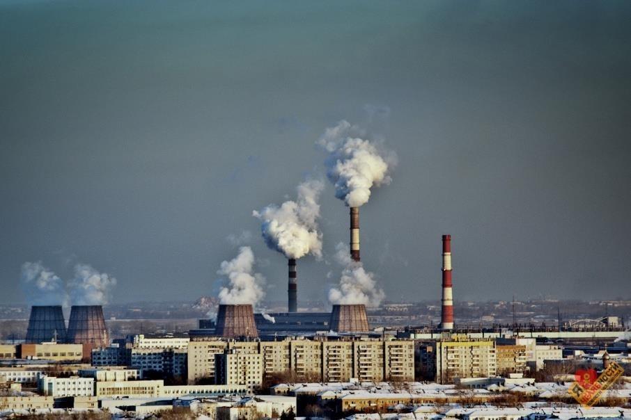 Челябинск постоянно жалуется на смог