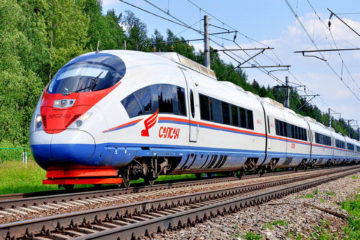 Южноуральцев поздравляют с Днем железнодорожника