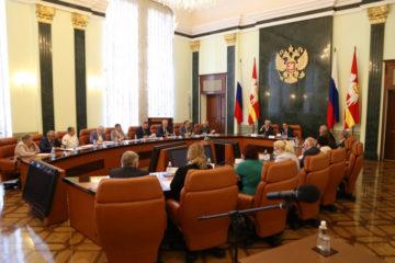 Заседание экологического совета